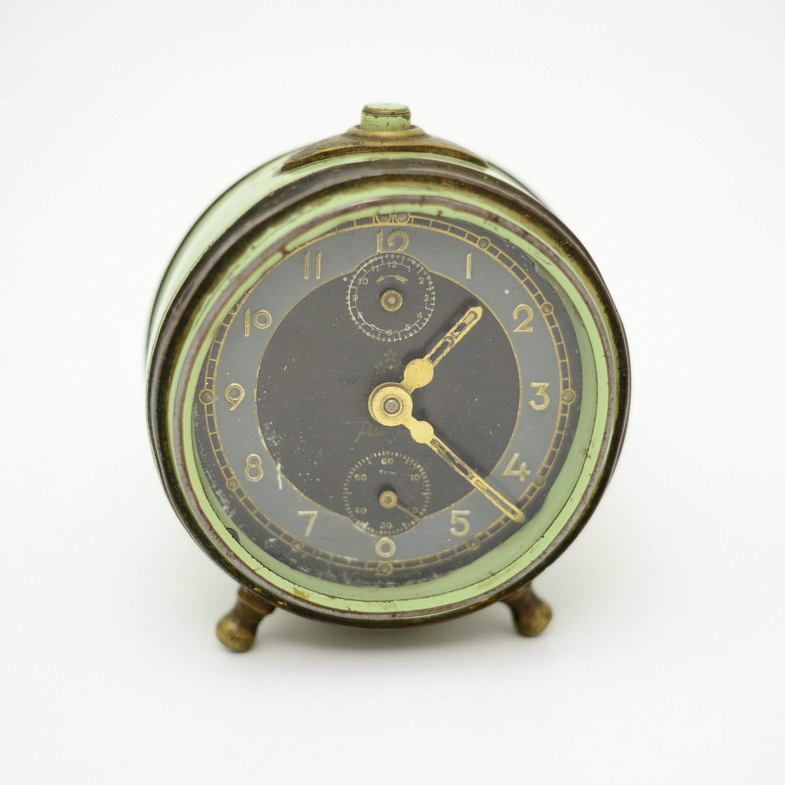 1950s Antique PETER VARIANT Clock in Working Condition ...